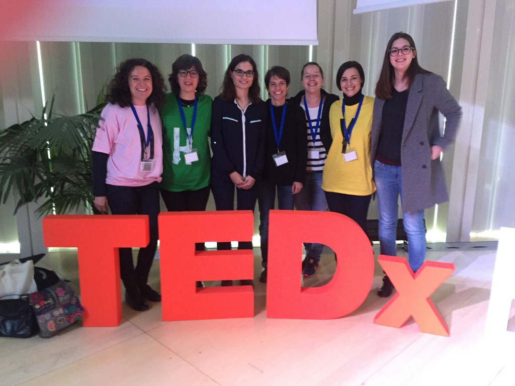 UPF @ TED Education, 2015
