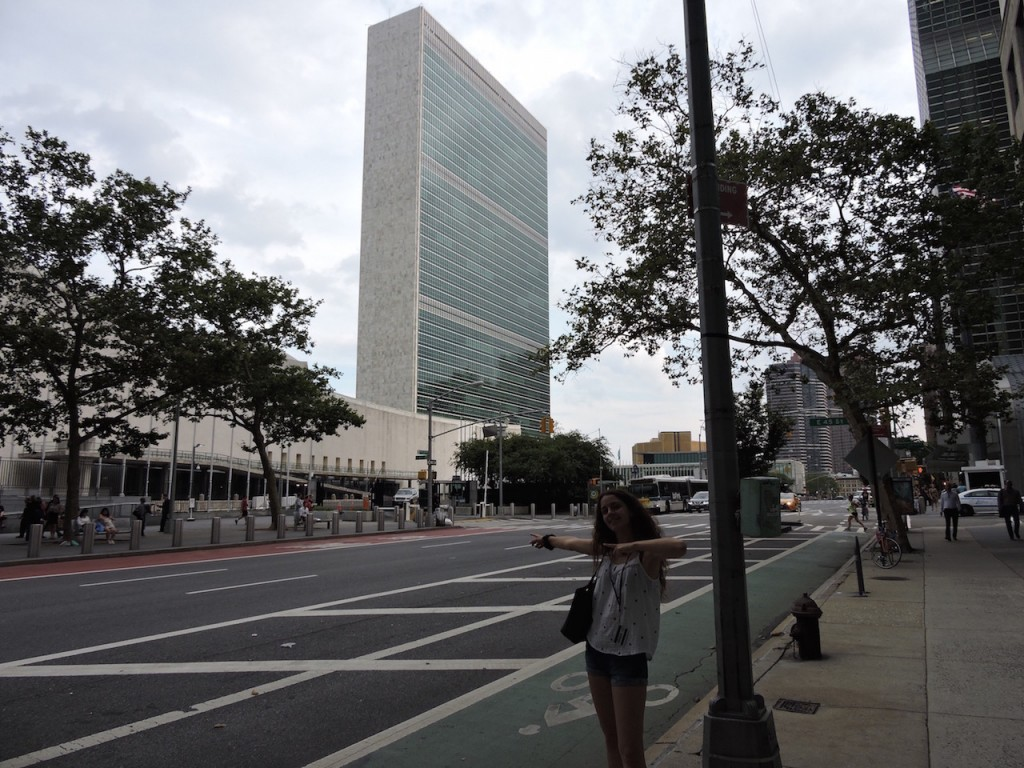 United Nations, New York 2016